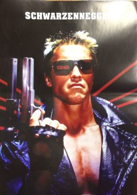 Arnold Schwarzenegger, Терминатор