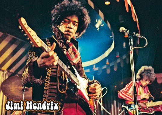 Jimi Hendrix, Джими Хендрикс
