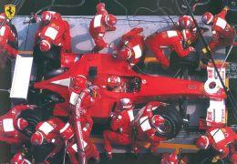 Пит стоп, Феррари, Formula 1