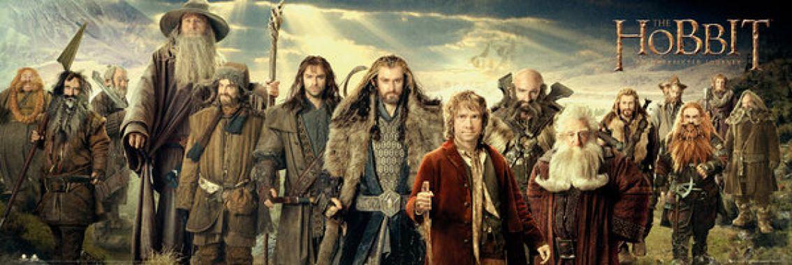 Hobbit, Хоббит, Все герои