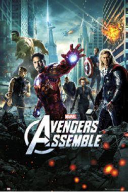 Мстители, The Avengers