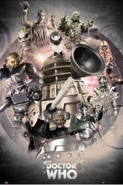 Doctor Who, Доктор Кто, Пришельцы