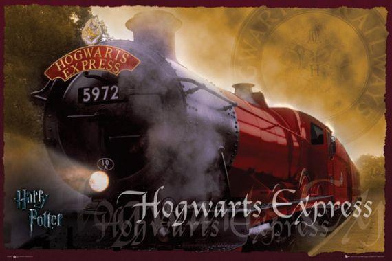 Гарри Поттер, Harry Potter, Hogwarts Express