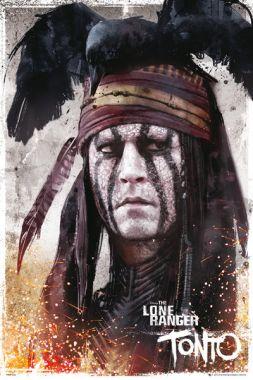 The Lone Ranger, Джонни Депп