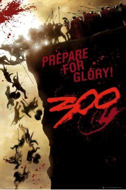 300 спартанцев, 300 Teaser, Prepare for Glory