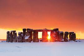 Стоунхендж, Stonehenge, Англия