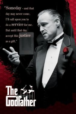 Крёстный Отец, The Godfather, Марлон Брандо
