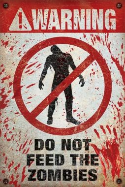 Внимание! Не Кормите Зомби