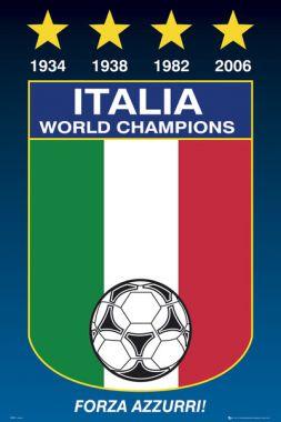 Italy, Сборная Италии, Логотип