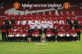 Manchester United, Манчестер Юнайтед 09\10