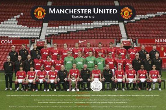 Manchester United, Манчестер Юнайтед 11\12