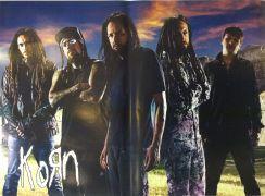 Музыка, Korn