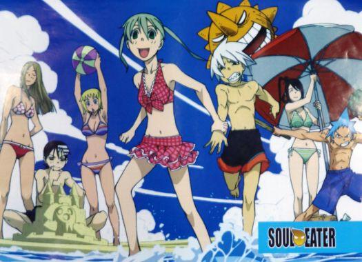 Аниме, Soul eater, Пожиратель душ