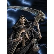 Фэнтези, Смерть с косой