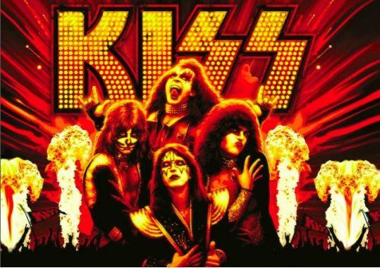 Музыка, KISS
