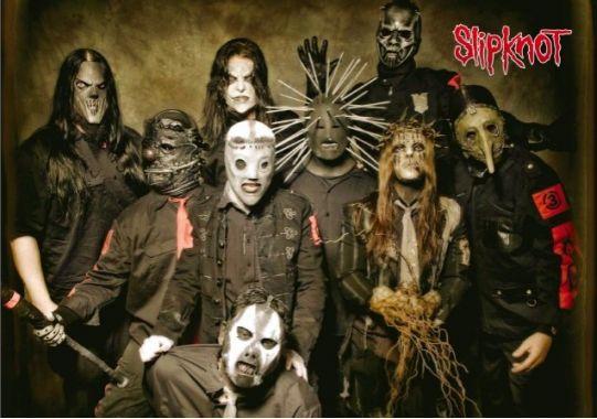 Музыка, Slipknot