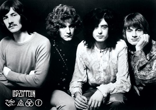 Музыка, Led Zeppelin