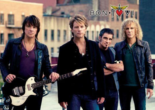 Музыка, Bon Jovi