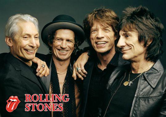 Музыка, The Rolling Stones