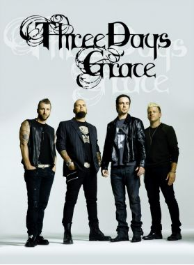 Музыка, Three Days Grace