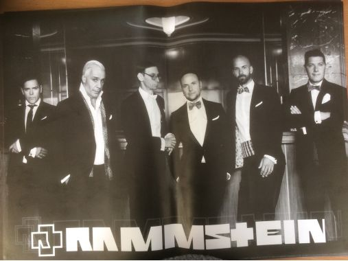 Музыка, Rammstein