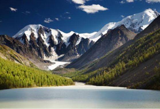 Озеро Маашей, Алтай