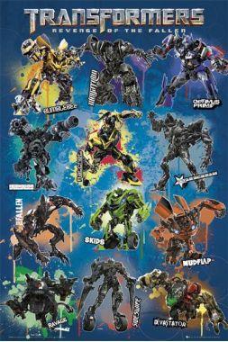 Трансформеры 2, Transformers
