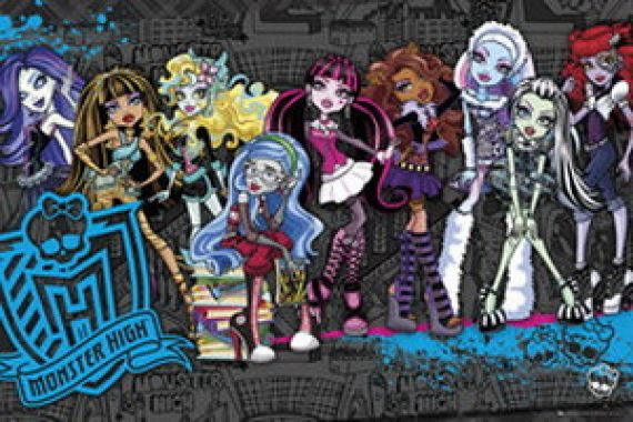 Школа монстров, monster high