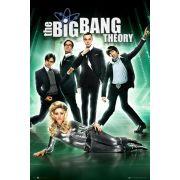 Big Bang Theory, Теория большого взрыва