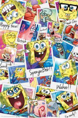 Губка Боб, sponge bob