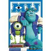 Monsters University, монстры