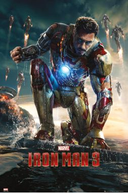 Железный Человек 3, IRON MAN 3