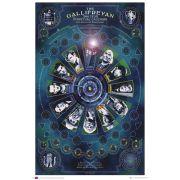 Doctor Who, Доктор Кто, Gallifreyan Calendar