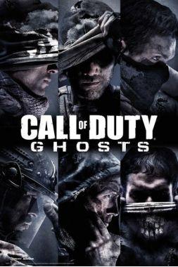 Call of Duty, Ghosts, Зов долга, Призраки