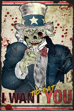 Зомби, Дядя Сэм