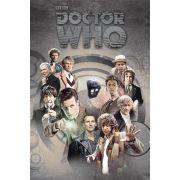 Doctor Who, Доктор Кто, Все Доктора