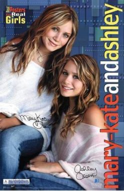 Сёстры Олсен, Mary-Kate Olsen, Ashley Fuller Olsen